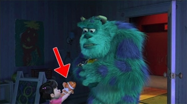 12 - Monsters Inc