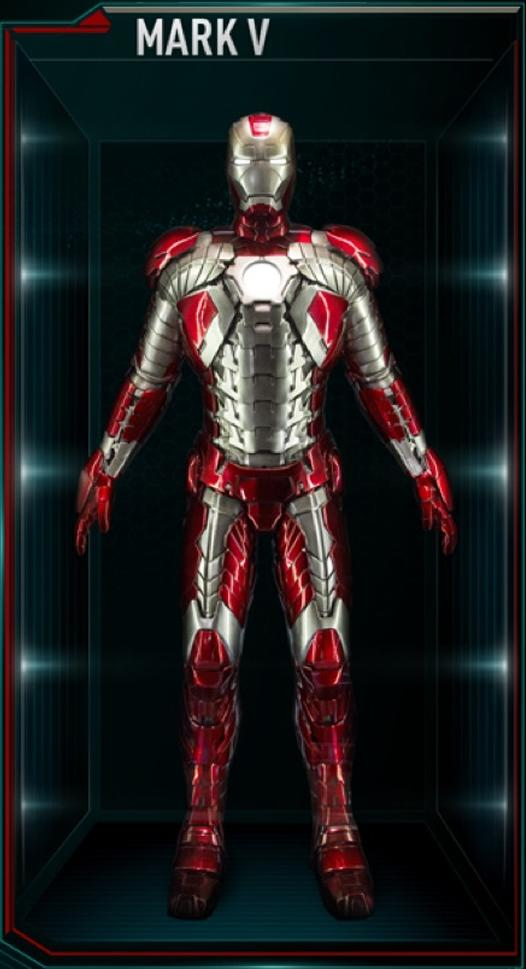 iron man all mark - photo #6