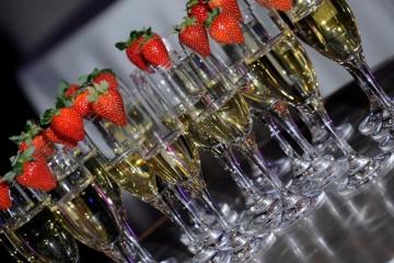 Champagne Tray III