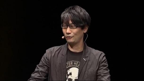 Kojima at Gamescom