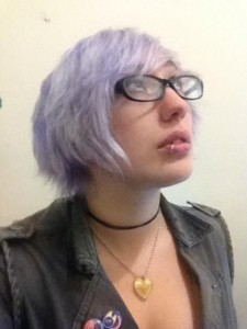 Zoe Quinn who suffered the worst of the #gamergate abuse