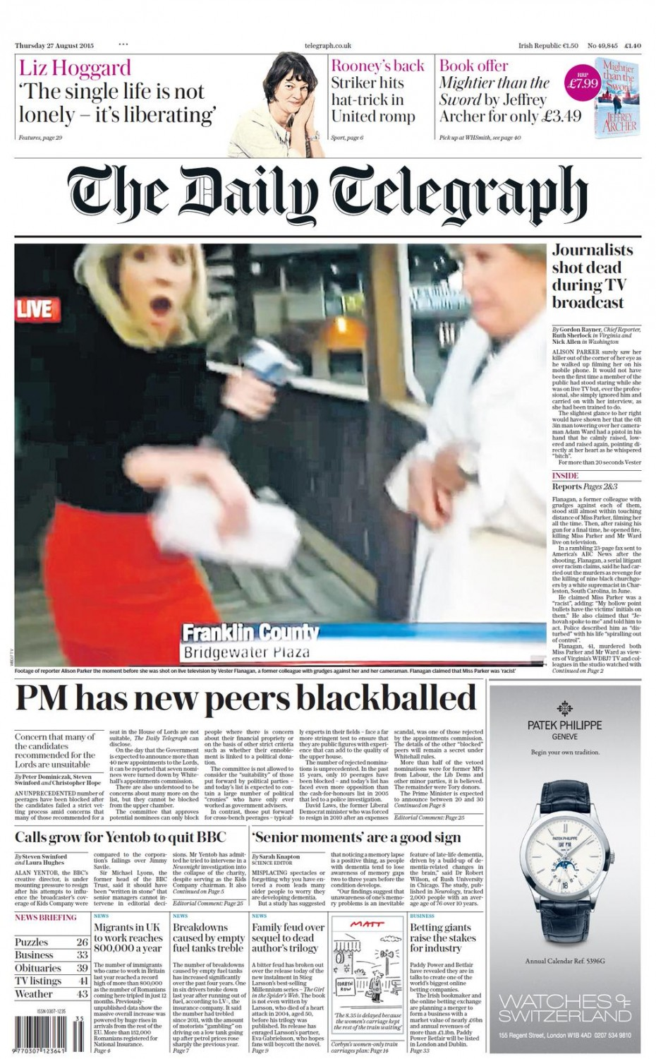 06 - The Daily Telegraph -- Iffy