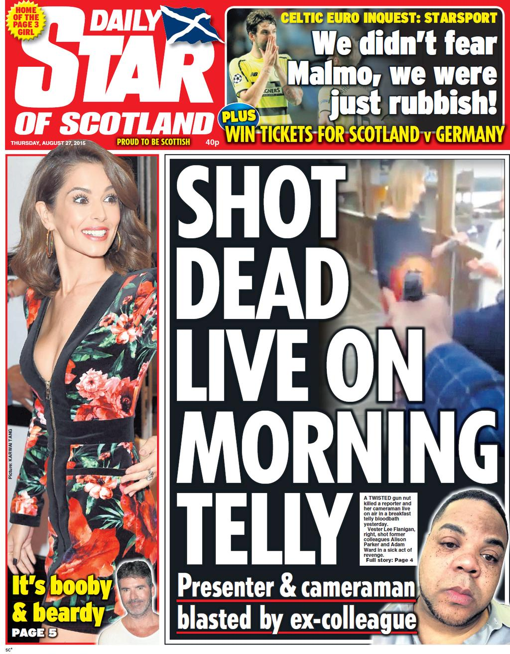 09 - Daily Star of Scotland -- Worse