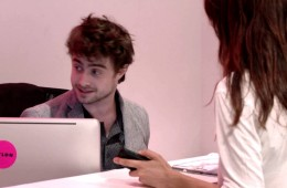 Daniel-Radcliffe-Was-Our-Receptionist-for-an-Hour